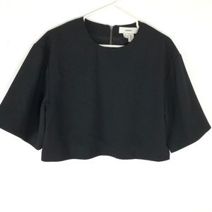 cameo Black Top Shirt Size Small